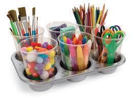 Faça você mesmo- organizadores para o quarto das crianças