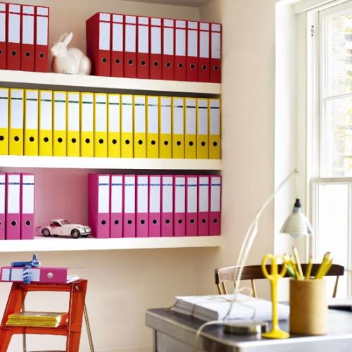 Beautiful And Ergonomic Home Office With Small Storage: Rafaela Oliveira » Arquivos