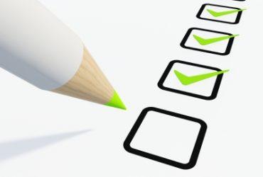 Teste: Qual é seu grau de organização?
