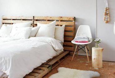 Reutilize paletes e decore sua casa