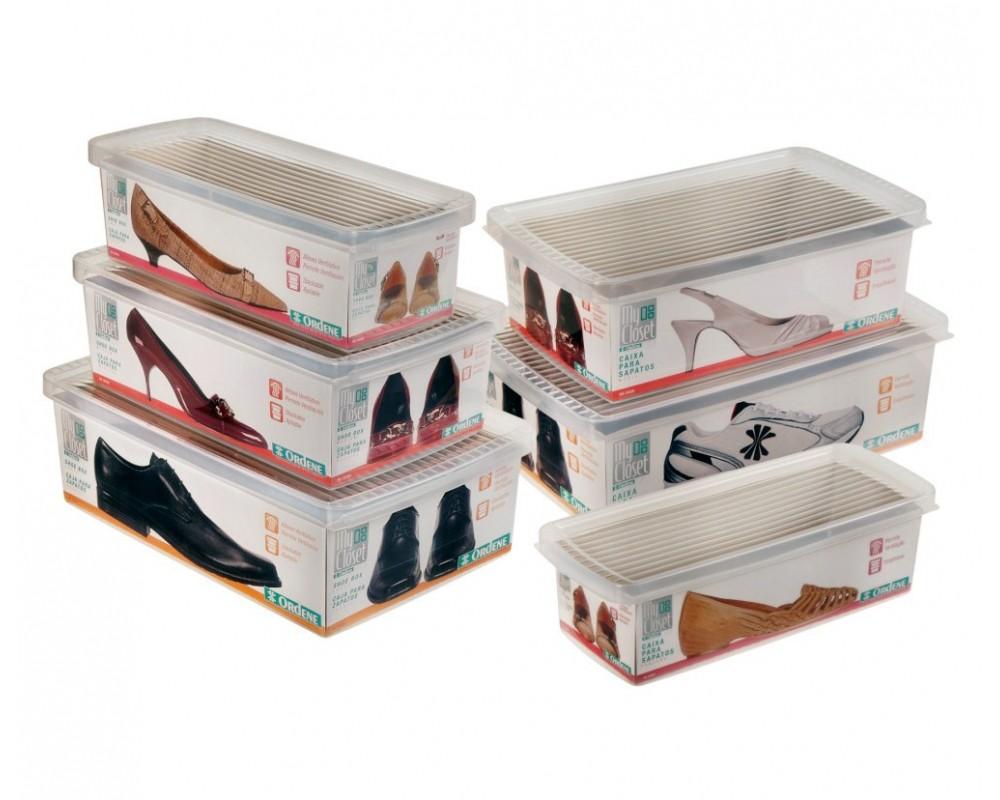 89a0e91da3 Dica use a caixa do tamanho maior (sapato masculino) para guardar vários  sapatinhos