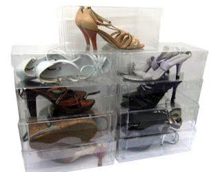 Produtos e móveis organizadores de sapatos