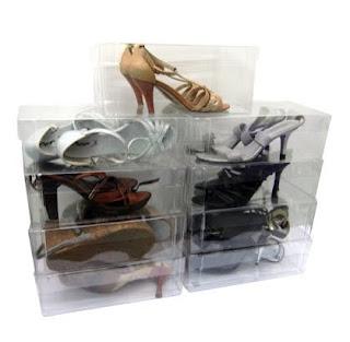2594daffa1 Você encontra estas caixas com grande facilidade e em diferentes tamanhos.  Dica use a caixa do tamanho maior (sapato masculino) para guardar vários ...