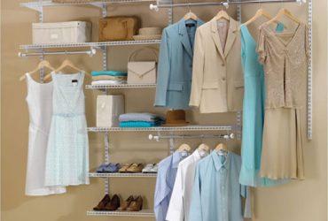 Closets lindos, organizados e para todos os bolsos