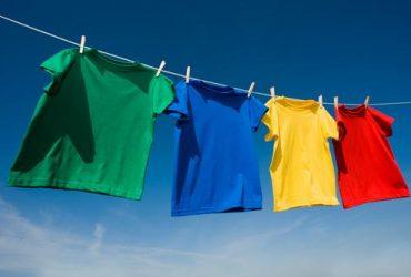 Organizando a rotina de lavar roupas