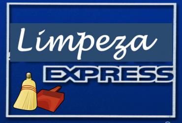 Limpeza diária express