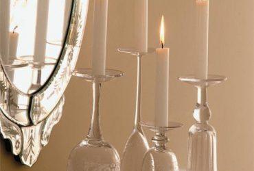 Faça você mesmo: velas decoradas descoladas