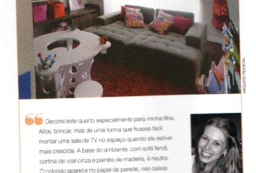 Mostre sua casa – revista Casa Claudia