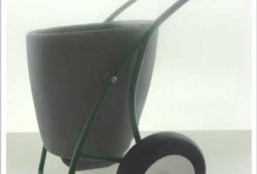 52 objetos- objeto 4 (carrinho de gari)