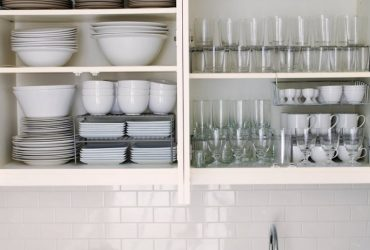 As três regras para guardar os itens na cozinha