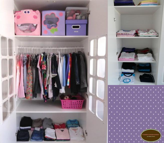 Organize sem frescuras rafaela oliveira arquivos dicas l de casa organizando o arm rio - Como organizar armarios ...