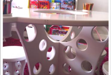 52 objetos- objeto 15 (mesinha de criança)