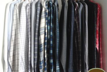 Dicas para organizar o guarda-roupa masculino