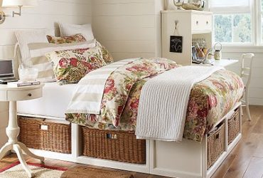 Organize embaixo da cama
