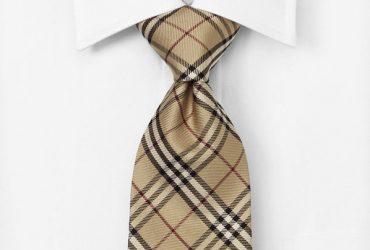 Ideias para organizar gravatas e cintos