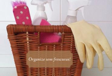 Dicas lá de casa- lavanderia organizada e gastando pouco