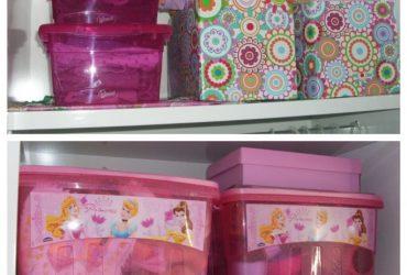 Meu cantinho – quarto e armário de criança nos trinques