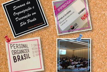 Semana de Organização e Decoração em São Paulo