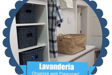 Vídeo: Dicas para organizar a lavanderia e ganhar mais espaços