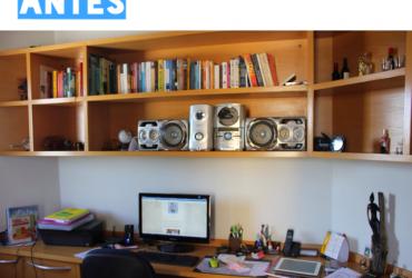 Meu Cantinho: organização do Home Office