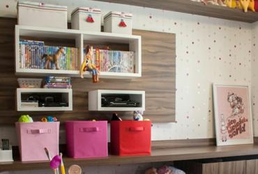 Vídeo: Como organizar os brinquedos e livros das crianças