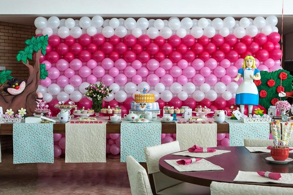 » Como decorar e organizar uma festa de aniversário gastando pouco