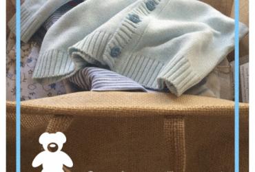 Como lavar corretamente as roupas do bebê