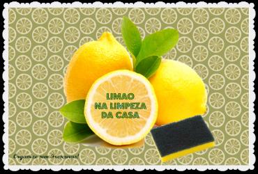 15 super dicas utilizando limão na limpeza da casa