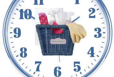 Dicas simples para facilitar e manter a limpeza da casa