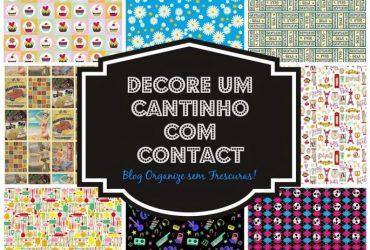 Promoção Decore com Contact #etapa 2: ideias dos leitores