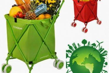 Ecorversa- carrinho sustentável para facilitar o dia a dia
