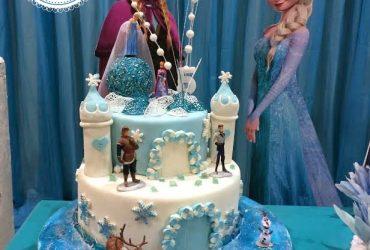 Festa de aniversário da minha filha Alice- Frozen