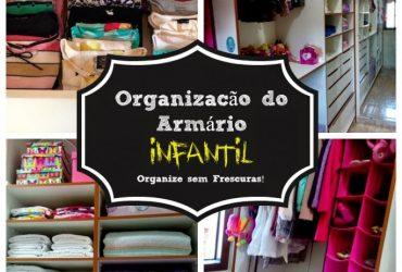 Meu Cantinho (dose dupla): organização do armário e gaveta das crianças