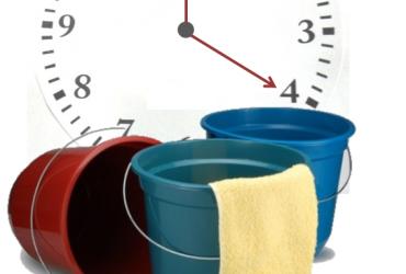 Como limpar sua casa em 20 minutos por dia durante 30 dias