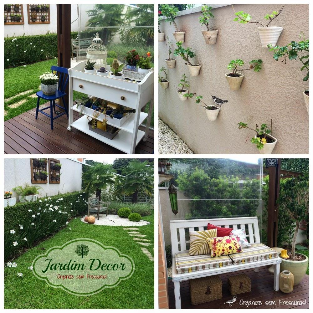 jardim flores e plantas: » Arquivos » Video- Jardim Tour: Varanda Decor, flores e plantas
