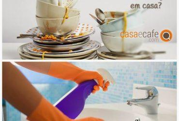 Contratando empregos domésticos de uma forma rápida e segura com o Casa e Café