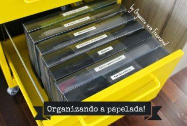 Organização da papelada