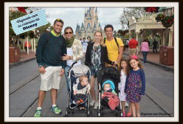 Viajando com as crianças na Disney -dicas, roteiros e rotina