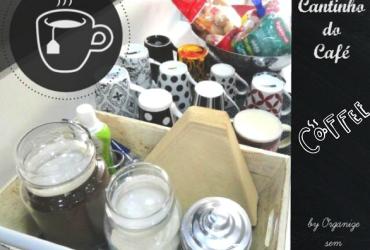 Ideias charmosas e práticas de cantinho do café