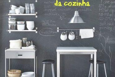 Dicas simples de organização da cozinha