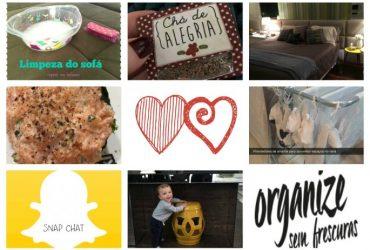 Aplicativo Snap Chat + Snap Chat da minha semana (vídeos e fotos)