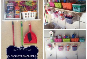 Meu Cantinho: Inspirações criativas para deixar a casa organizada e cheia de charme!