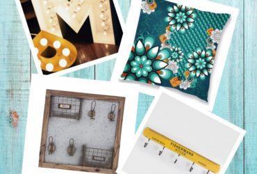 Seleção de produtos originais para organizar e decorar da Casaquetem