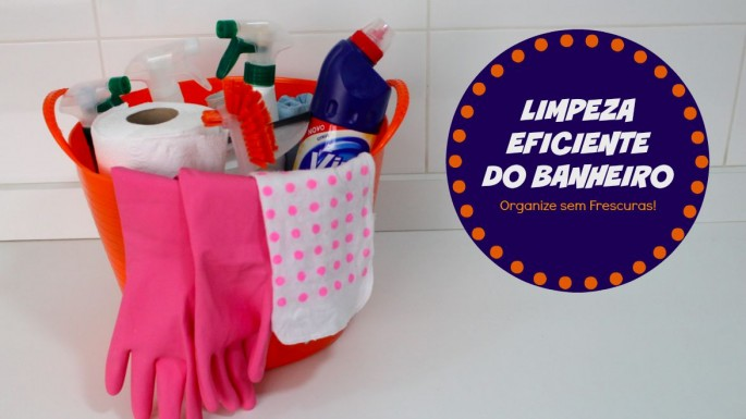 Limpeza banheiro YT
