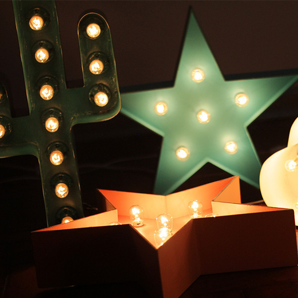 Luminaria estrela