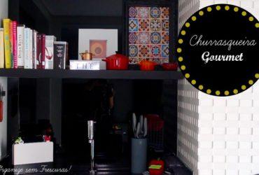 Minha Churrasqueira Gourmet – dicas de decoração e revestimentos