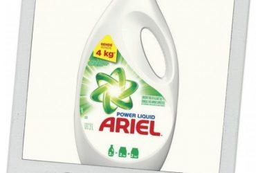 Resenha de produto| Ariel Power Liquid