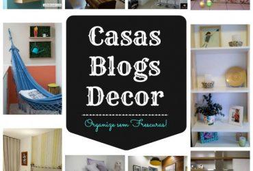 Meu Cantinho: Casas de 9 blogueiras (o) de decoração