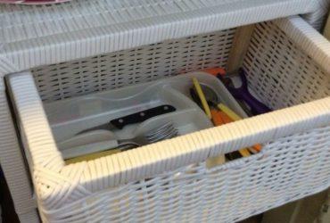 Meu Cantinho: cozinha pequena, organizada e criativa