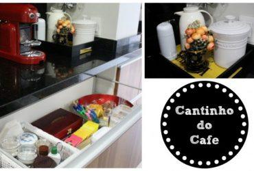 Meu Cantinho do Café : Organização e Praticidade